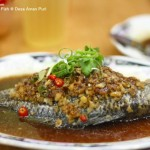 Lan Jie Steamed Fish