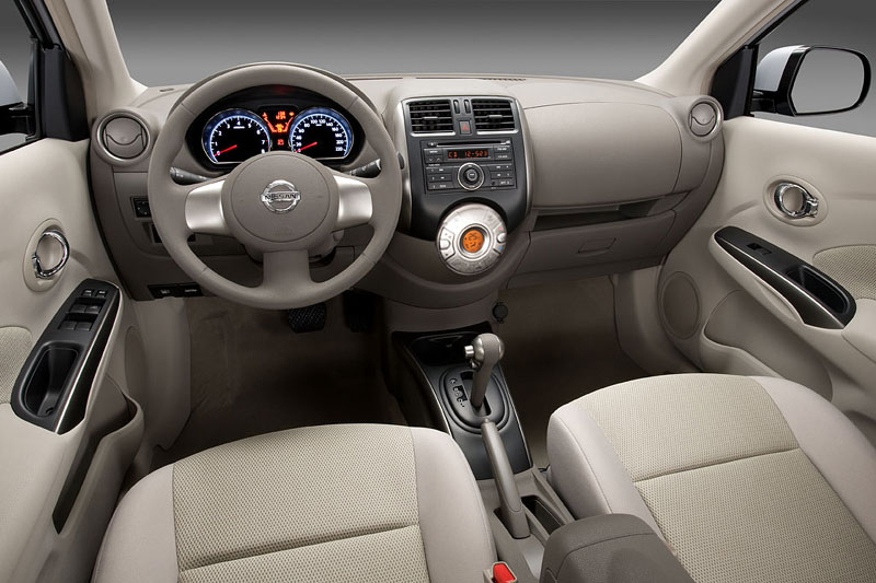 The All New Nissan Almera Mimi S Dining Room