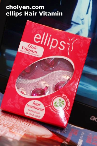 Ellips is an innovative hair vitamin product that comprises of natural ingredients like Aloe Vera, Jojoba Oil, Sunflower extract, Candle Nut, ...