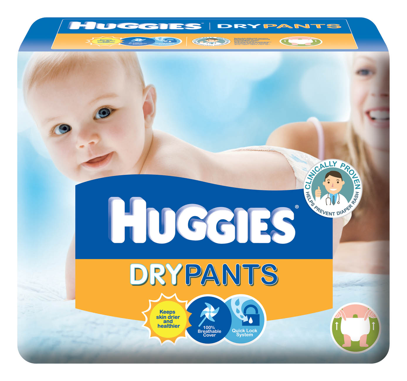 HUGGIES Dry Pants 'Change For Better Cconvenience' Roadshow!