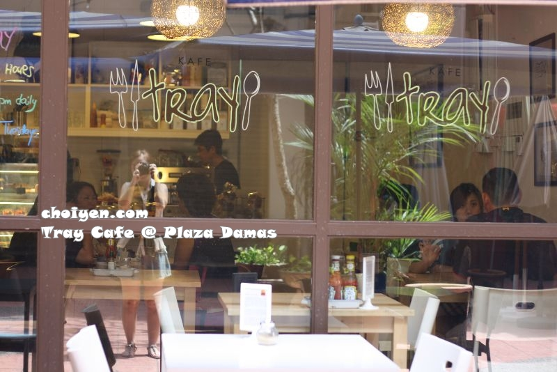Tray Cafe @ Plaza Damas