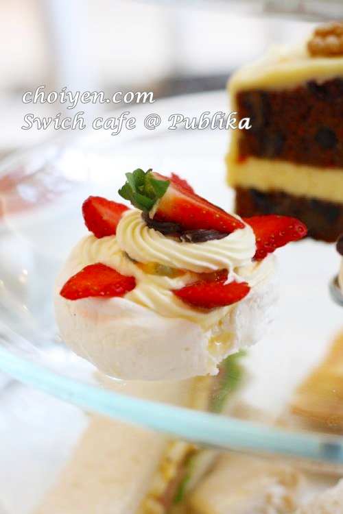 Swich Cafe Cake Price