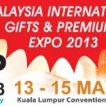 MIGP 2013 (Malaysia International Gifts & Premiums Expo)