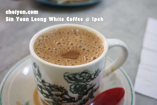 Sin Yoon Loong White Coffee @ Ipoh