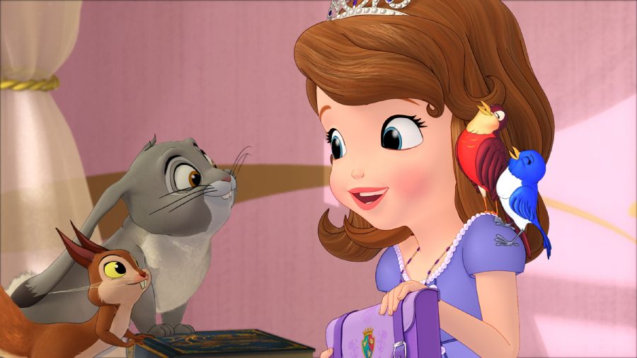 Sofia The First - Once Upon A Princess_02