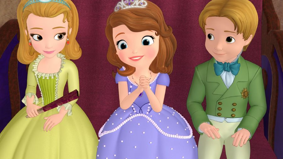Sofia The First - Once Upon A Princess_07