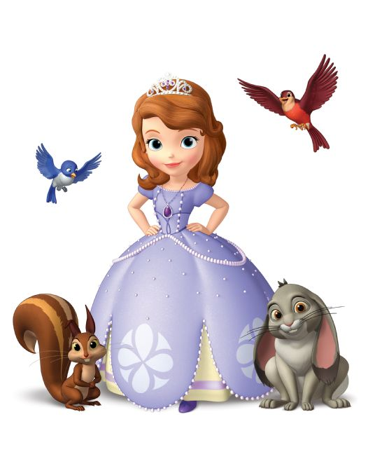 Sofia The First - Once Upon A Princess_08