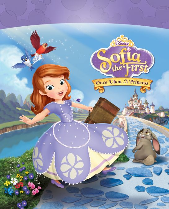 Sofia The First - Once Upon A Princess_Poster