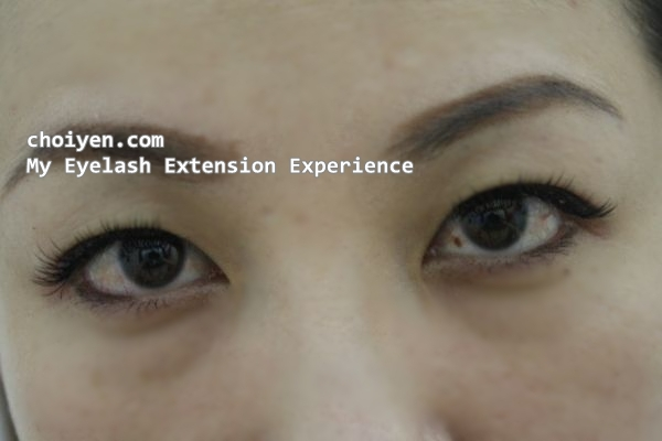 37524e4c0ca My First Eyelash Extension Experience! – Mimi's Dining Room
