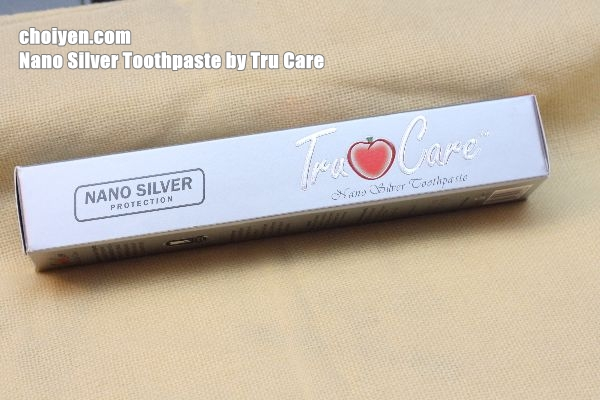 Nano Silver Toothpaste By Tru Care Mimi S Dining Room