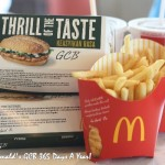 Enjoy McDonald's GCB 365 Days A Year!