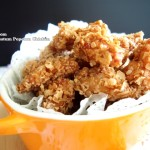 I cook: Nestum Popcorn Chicken ( The Great Scott® Calorie Light Challenge)