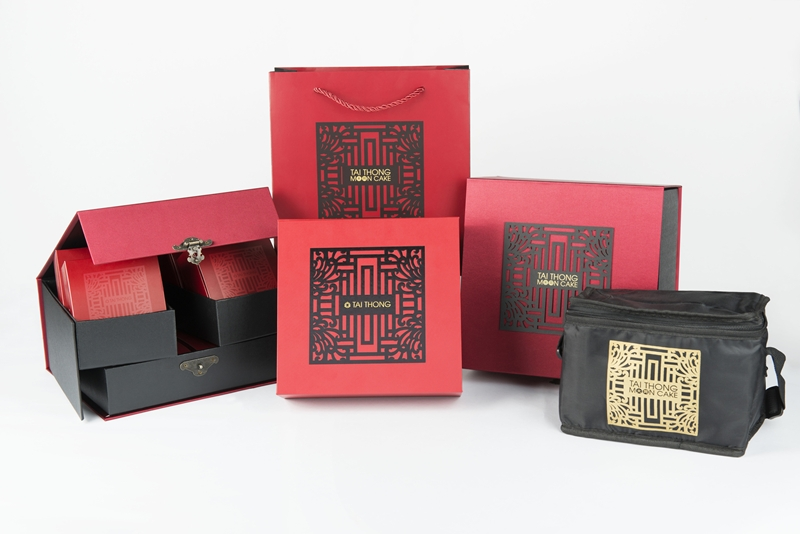 Tai Thong 2015 Mooncake Packaging