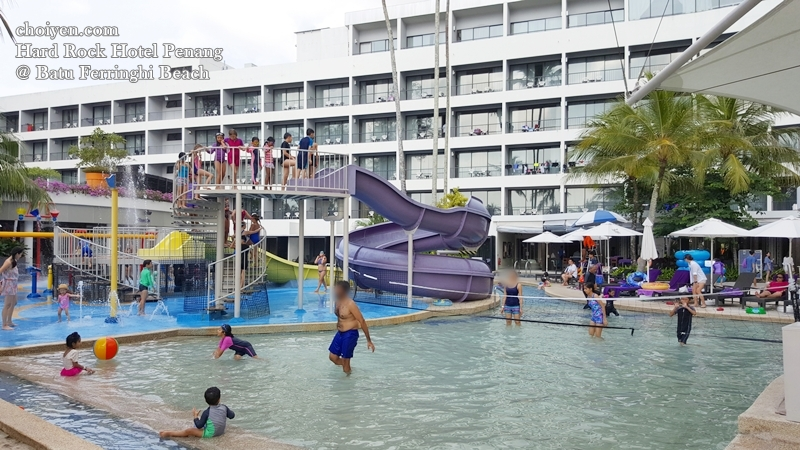 Hard rock hotel penang batu ferringhi beach mimi 39 s - Hard rock hotel penang swimming pool ...
